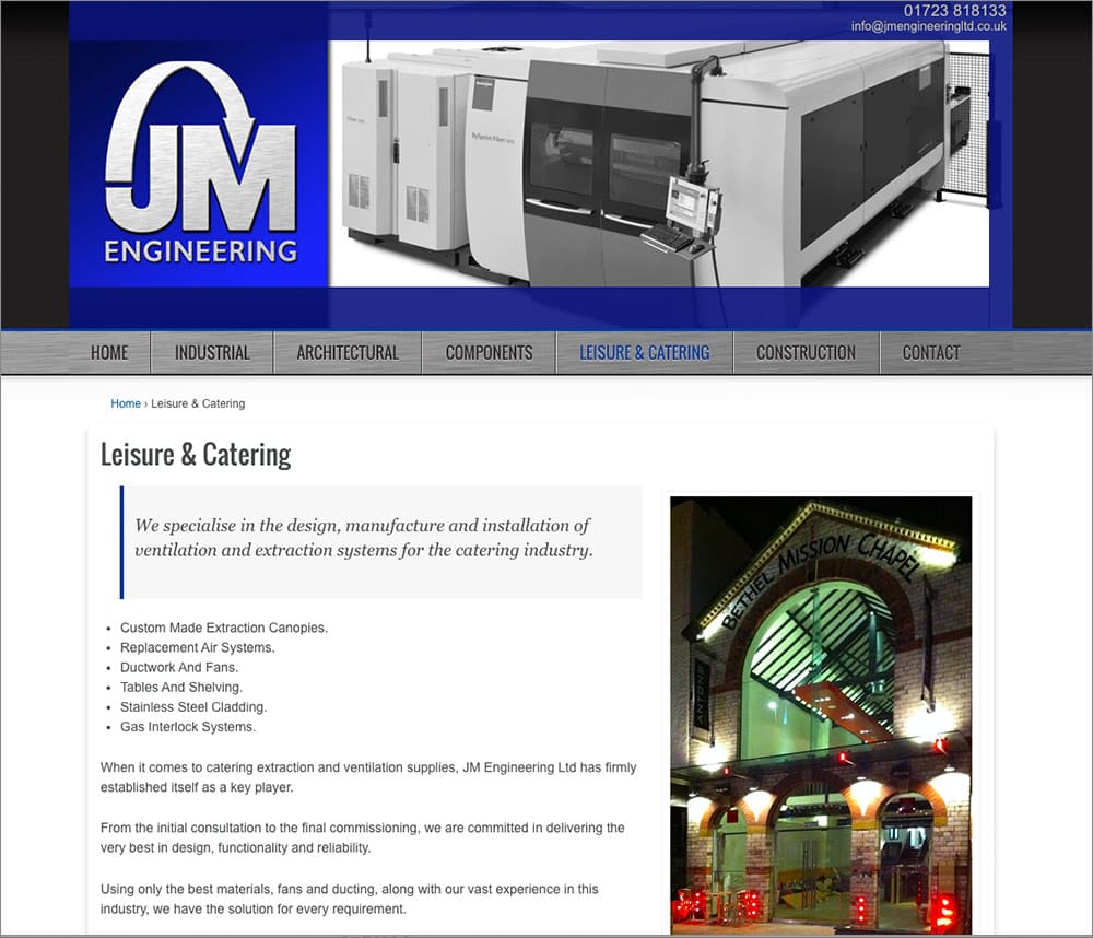 J M Engineering