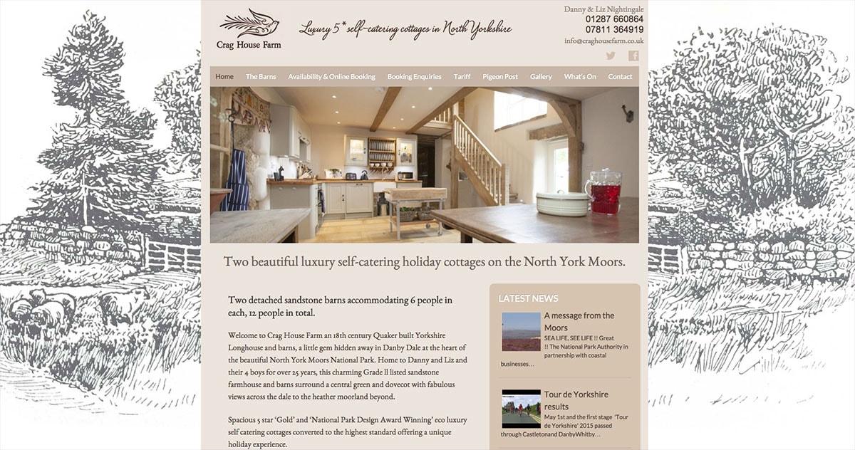 crag house farm website