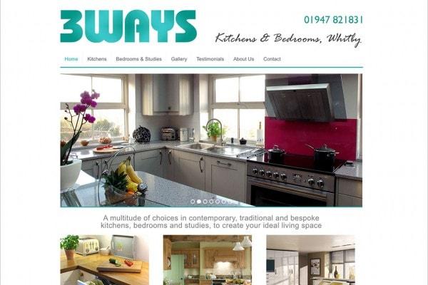 3 Ways Kitchens