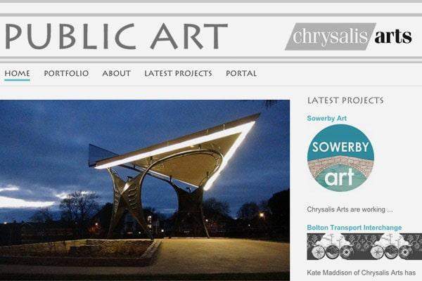Chrysalis Public Art