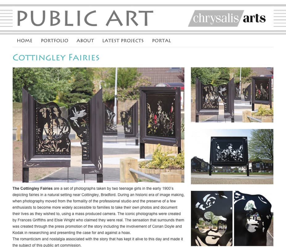 Chrysalis Arts Public Art