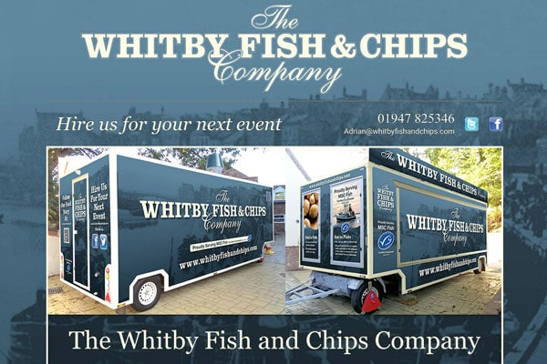 Whitby Fish & Chips Co.