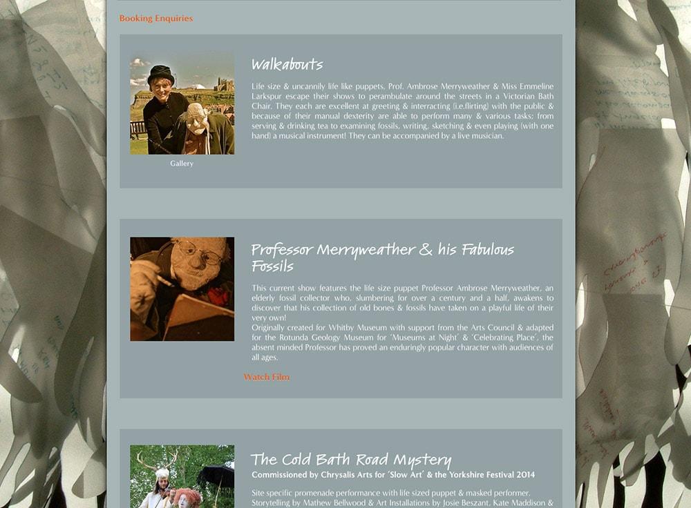 Vivify website
