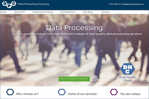 The Data Processing Company