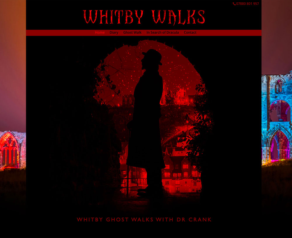 Whitby Walks ghost walk - Media Vision